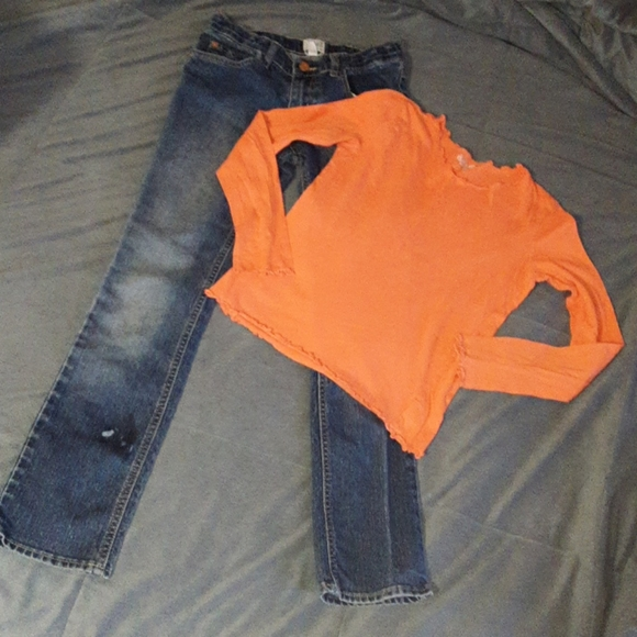 Girls 10/12 outfit